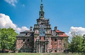 Chocianów - Chocianów Palace