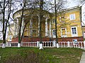 Chornomyn palace (April 2016) 6.jpg