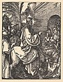 Christ's Entry into Jerusalem, from The Small Passion MET DP820425.jpg