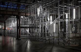 Carriageworks - Image: Christian Boltanski Chance 9 JAN 23 MAR 2014 at Carriageworks