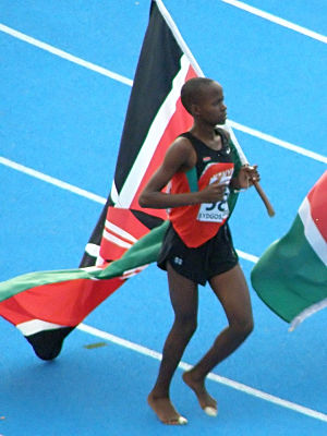 2008 World Junior Championships in Athletics - Christine Kambua Muyanga