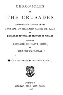 Chronicles Of The Crusades.djvu