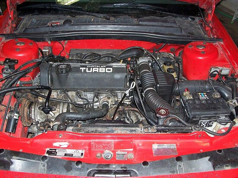 File:Chrysler 2.2 Intercooled Turbo engine.jpg