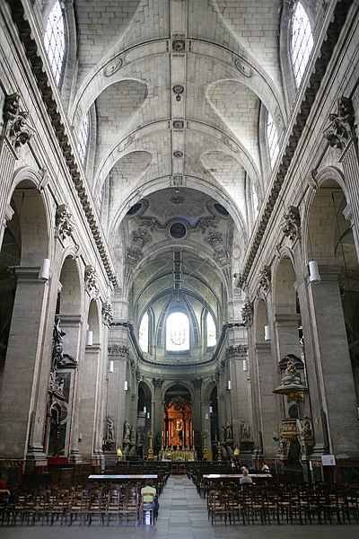 ファイル:Church Saint-Sulpice.JPG