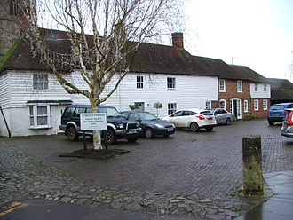 Lenham - Church Square, Lenham