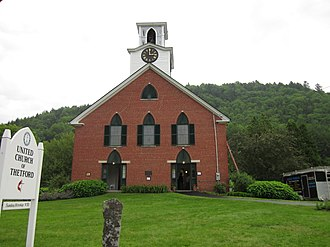Thetford, Vermont - United Church of Thetford