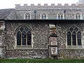 Church of St John, Finchingfield Essex England - North aisle windows.jpg