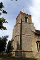 Church of St Mary exterior from southwest Henham Essex England.jpg