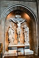 Church of the Immaculate Conception, St Ignatius Chapel , Calvary sculpture.jpg