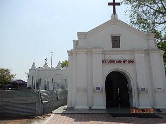 St. Thomas Mount - Image: Church stmt