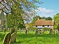 Churchyard, St Mary, Lenham.jpg