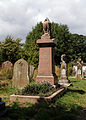 Churchyard grave Church of St Peters Broadstairs St Peters Kent England 2.jpg