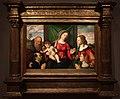 Cima da conegliano, madonna col bambino, santi e committenti, 1515 ca. 01.jpg