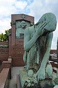 Cimetière de Lodelinsart - tombe de Laure Demiddelaer - 03.jpg