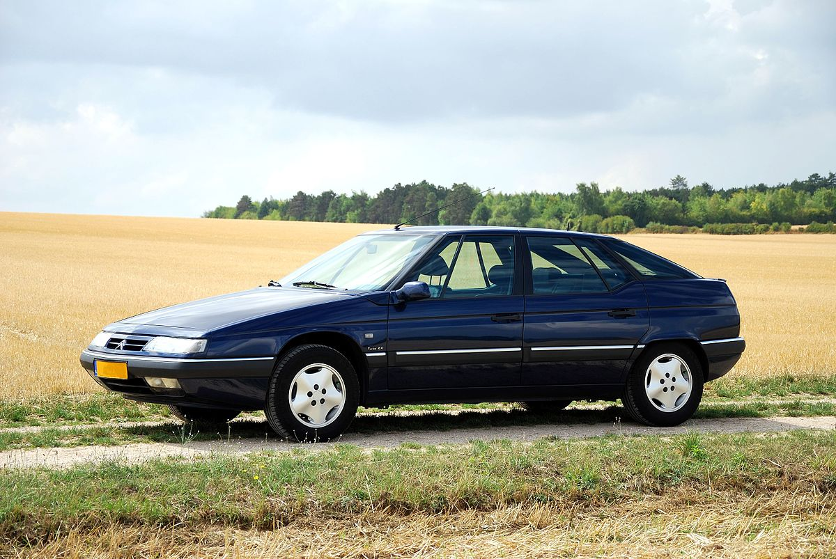 Citroën XM  Wikipedia