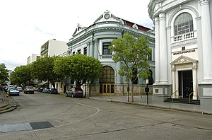 Juan Ponce de León y Loayza - The city of Ponce was named after Juan Ponce de León y Loayza, the great-grandson of Spanish conquistador Juan Ponce de León. Buildings in the Ponce Historic Zone.
