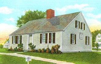 Wolfeboro, New Hampshire - Clark House c. 1920
