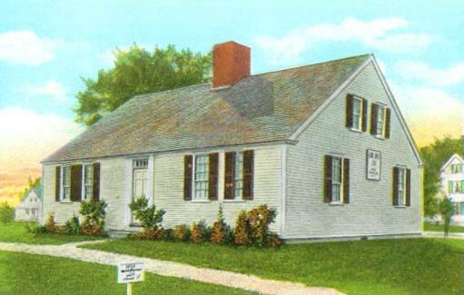 Clark House, Wolfeboro, NH