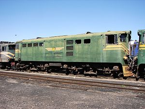 South African Class 5E, Series 1 - Image: Class 5E E259 L