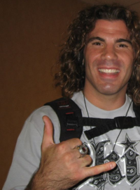 UFC Featherweight Clay Guida