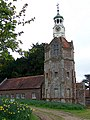 Clock tower, Breamore House - geograph.org.uk - 1279779.jpg