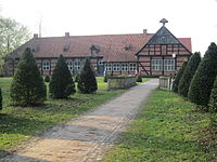 Cloppenburg Museumsdorf Arkenstede.JPG