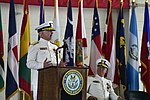 Coast Guard Adm. Peter Brown speaks at change of command ceremony 170623-G-GY119-169.jpg