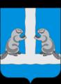 Coat of Arms of Komarovskoe selskoe poselenie.png
