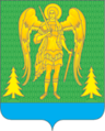 Coat of Arms of Pyshlitsy Rural Settlement (Shatura Region).png