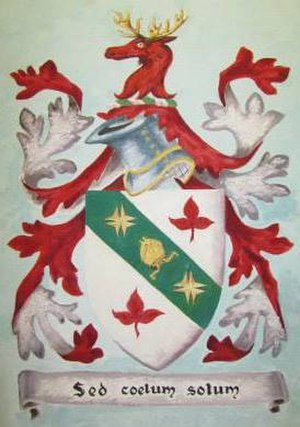 Renison University College - Coat of Arms of The Most Rev. Robert Renison