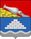 Coat of Arms of Semiluki (Voronezh oblast).png