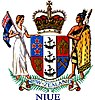 Coat of arms of Niue (en)