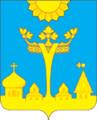 Coat of arms of Pavlo-Slobodskoe.png