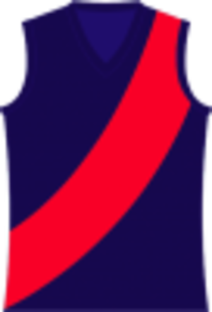Loddon Valley Football League - Image: Coburg Football Guernsey
