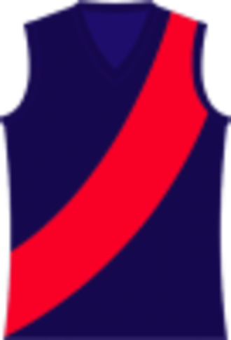 Loddon Valley Football League - Image: Coburg Football Guernsey