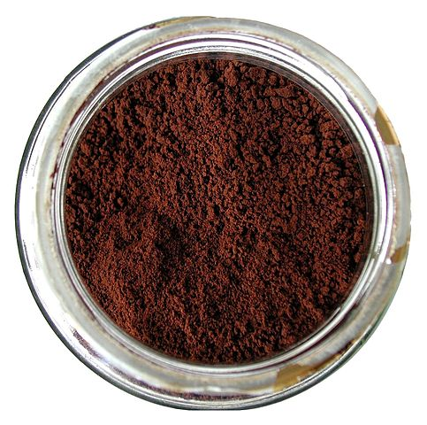 Coffee Grounds By Paolo Neo [Public domain], via Wikimedia Commons