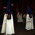 Cofradía de la Oración de Nuestro Señor en el Huerto de los Olivos y María Santísima de la Amargura, Granada, Semana Santa 2009 (11).JPG