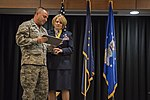 Col. Patty Wilbanks retires after 27 years of service (29911345221).jpg