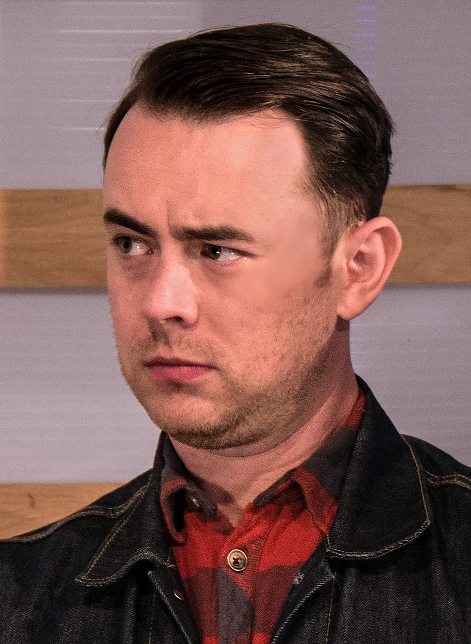 Colin Hanks in 2015