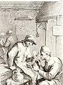 Collection de cent-vingt estampes, gravée d'après les tableaux and dessins qui composoient le cabinet de m. Poullain précédée d'un abrégé historique de la vie des auteurs qui la composent Cette suite (14755843246).jpg