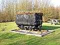 Colliery wagon at Severn Valley Country Park - geograph.org.uk - 776415.jpg