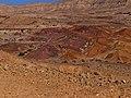 Colored Sand, Large Maktesh, Negev, Israel חולות צבעוניים, מכתש הגדול, הנגב - panoramio (1).jpg