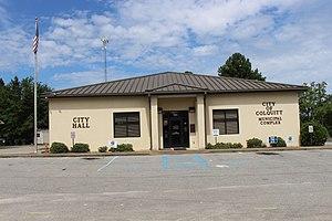 Colquitt, Georgia - Colquitt City Hall