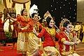 Combination of Makassar, Bugis, Mandar and Toraja dances.jpg