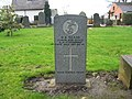Commonwealth War Grave in Jarrow Cemetery (WW1-19) - geograph.org.uk - 1603866.jpg