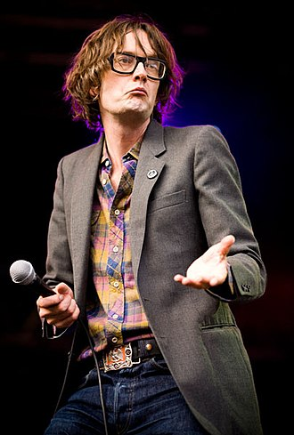 Connect Music Festival - Image: Connect Music Festival 2007 Jarvis Cocker
