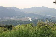 Panorama da Consonno.