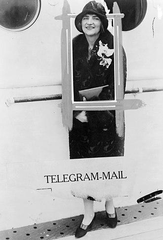 Constance Drexel - Constance Drexel (1925)
