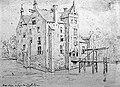 Constantijn Huygens, Jr - Kasteel Zuilichem (1657).jpg