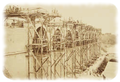 Construction du viaduc ferroviaire de Laval, 1854-1856.png